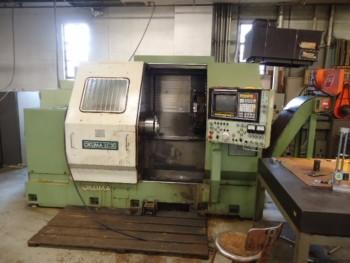 1984 Okuma LC 30-1ST CNC Lathe