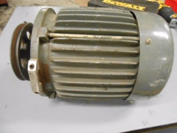 Teco Electric 460/230 Volt 4 Ph 3 Hp  Induction Motor