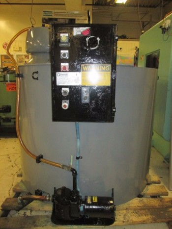 Barret Centrifugal Kine-Spin Centech 1000 Abrasive Solid Oil Extractor