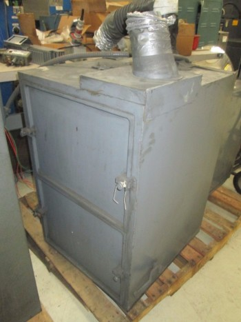 Donaldson Torit Dust Collector W/Doerr 1/2Hp Electric Motor 208-220/440 Volt