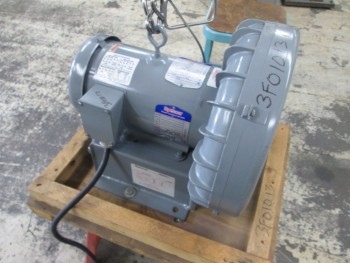 Spencer VB-019B-011 160 Max CFM 200-230/460V 3Ph Vortex Regenerative Blower