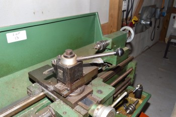Steel Lathe Grizzly Model G4003 , 17\
