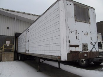30 Trailer, S/N 778-7163-001, VS2R (Sold With Bill Of Sale Only)