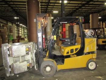 Yale Lift Truck M#GLC120VXNGSE092