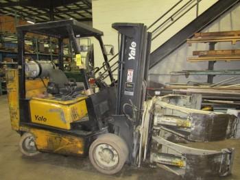 Yale Lift Truck M#GLC080LGNGAE085BCS
