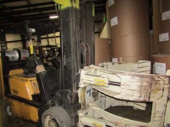 Yale Lift Truck M#GLC080LGNGAE095