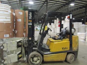 Yale Lift Truck M#GLC060TGNUAE084
