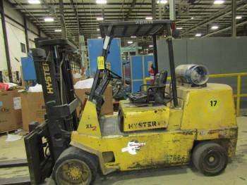 Hyster Lift Truck M#S120XLS