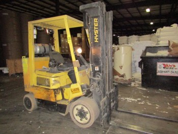 Hyster Lift Truck M#S80XMBCS