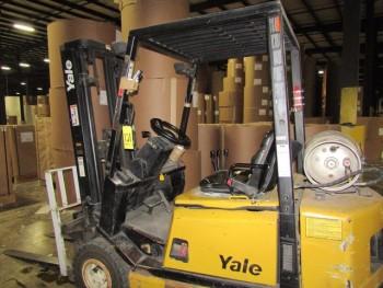 Yale Lift Truck M#GTP040AFNUAE084