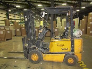 Yale Lift Truck M#GLP040AFNUAE084
