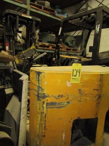 (3) Lift Trucks Out Of Service Parts Only