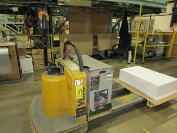 Yale Electric Pallet Truck M#MPE060LEN24T2760