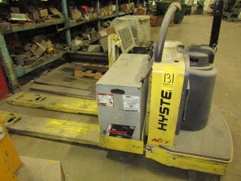 Hyster Electric Pallet Truck M#B80ZAC