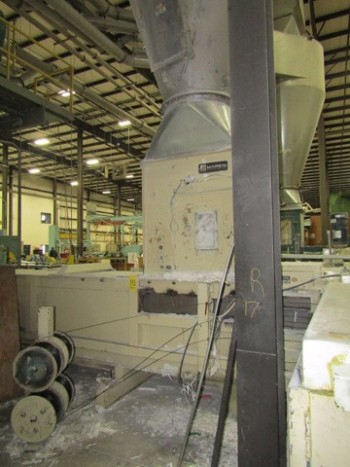 Maren Engineering Corp Baler System Mdl 325-902. Auto Tie. S/N 997242