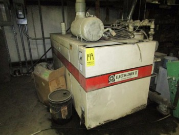 Gardner Denver Air Compressor M#ECHQJD