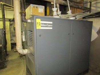 Atlas Copco Air Compressor M#GA37