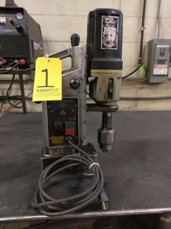 Jancy M# JM5000 Magnetic Base Drill