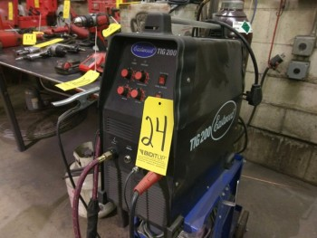 Eastwood TIG 200 Welder (No Tanks)
