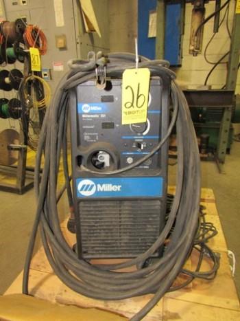 Miller Millermatic 251 Welder