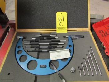 Fowler 6-12\'\' Micrometer