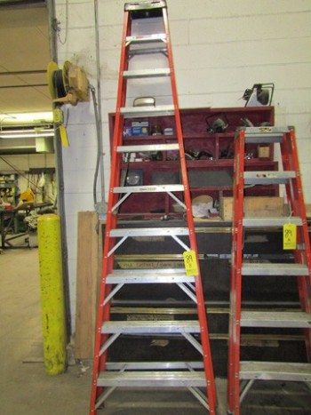 10\' Step Ladder