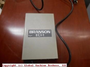 Branson ECI-1 External Communication Interface For Series 900 Welders Great Buy!