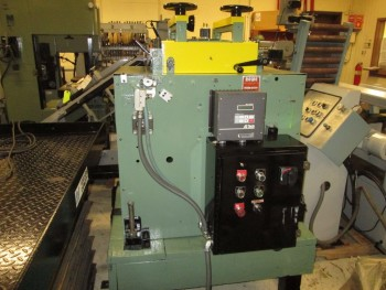 Rowe R15 Straightener .20-.080 Steel Thickness 7 Rolls 15\