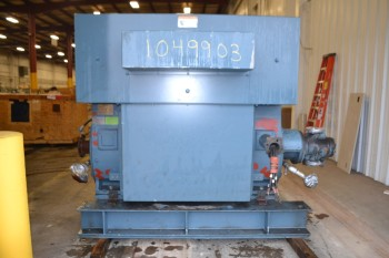 NRI Industrial Sales Inc. for event Spare Electric Motors & Gear Boxes From Power Generating Station