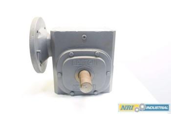 BOSTON GEAR 3.04 HP 40:1 WORM GEAR REDUCER