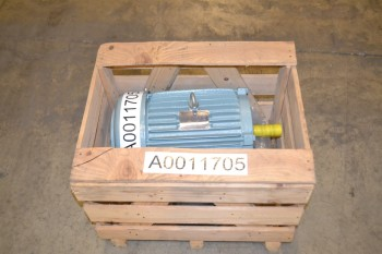NEW WESTINGHOUSE PDH00565 5 HP AC ELECTRIC MOTOR