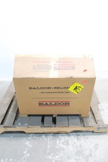 NEW BALDOR ECP3769T-4 SUPER-E 7.5 HP 460V-AC ELECTRIC MOTOR