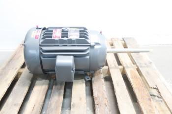 NEW BALDOR 20 HP 460V-AC ELECTRIC MOTOR