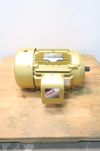 NEW BALDOR CEM4108T SUPER-E 30 HP 460V-AC ELECTRIC MOTOR