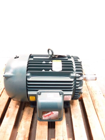 NEW BALDOR ECP4112T-4 SUPER-E 20 HP 460V-AC ELECTRIC MOTOR