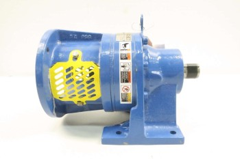 NEW SM-CYCLO 1.62 HP 29:1 HELICAL GEAR REDUCER