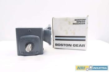 NEW BOSTON GEAR RF724-25-B7-G 1.55 HP 25:1 WORM GEAR REDUCER