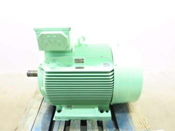 NEW SIEMENS 1LA6 313-2AC60-Z  460V-AC ELECTRIC MOTOR