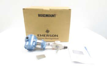 ROSEMOUNT 3051TG4 PRESSURE TRANSMITTER