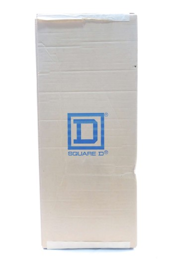 SQUARE D RECEPTACLE FUSIBLE DISCONNECT SWITCH