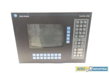 ALLEN BRADLEY 2711E-K12C6X PANELVIEW 1200E SER C REV C INTERFACE PANEL