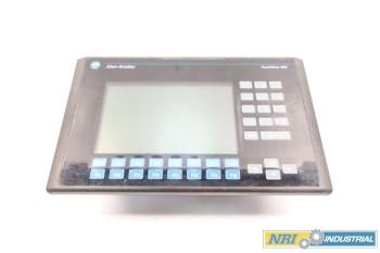 ALLEN BRADLEY 2711-K9A5 PANELVIEW 900 SER D OPERATOR INTERFACE PANEL