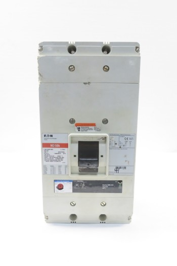 EATON ND312T32W MOLDED CASE CIRCUIT BREAKER 1200A AMP 3P 600V-AC
