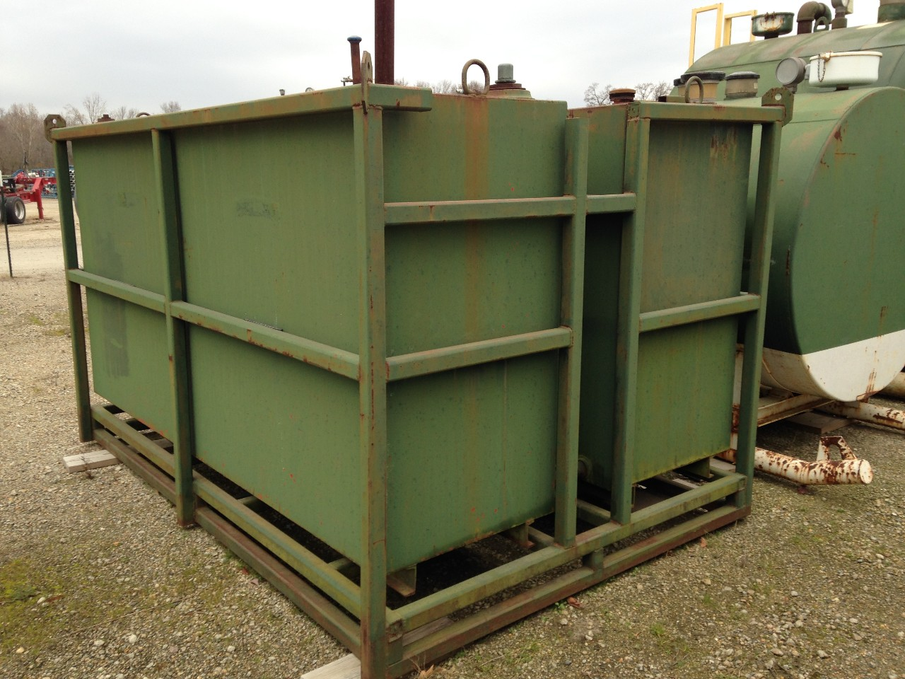Bulk Storage Fuel Tank