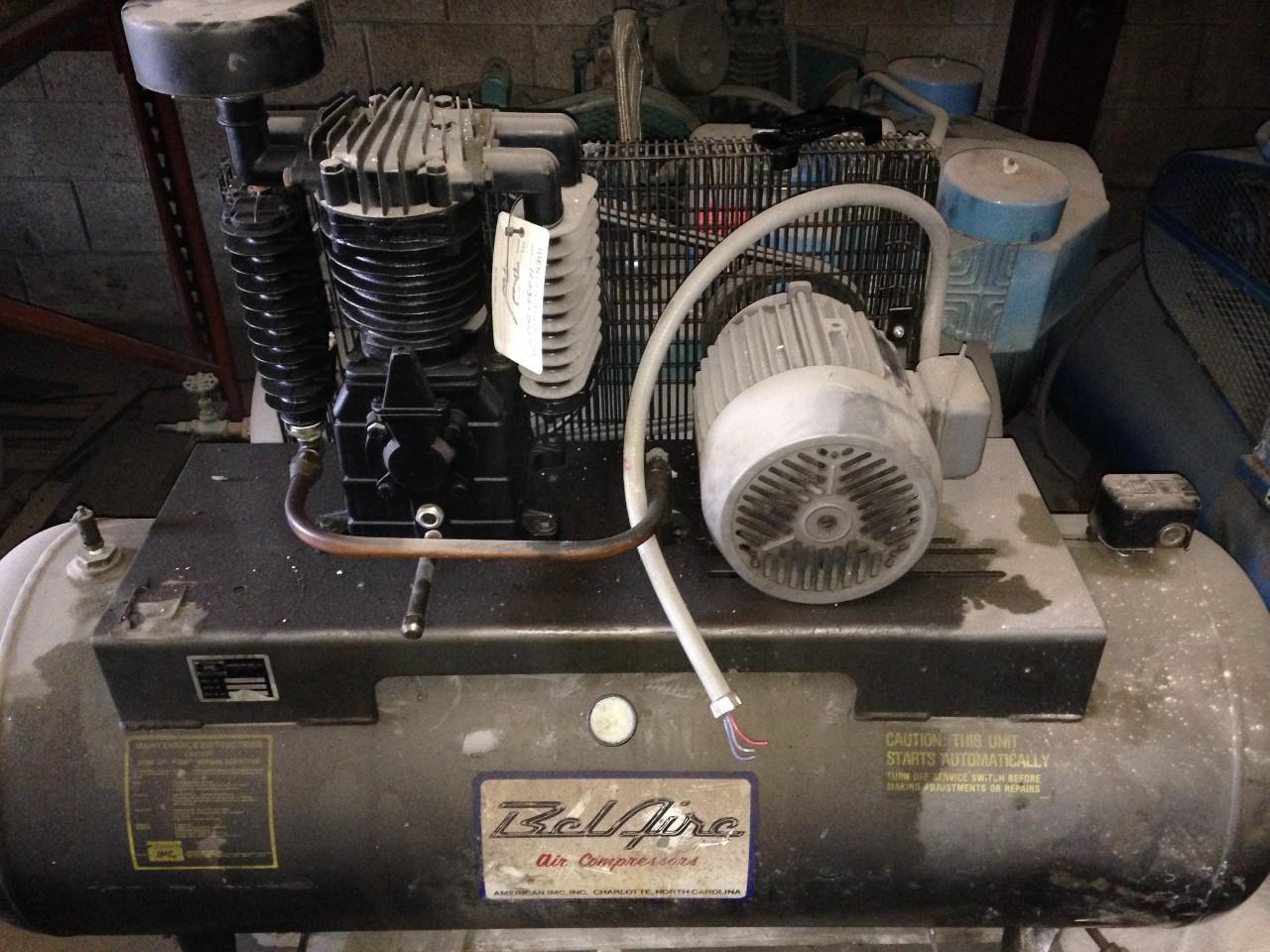 Bel Aire Air Compressor (IMC America)