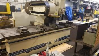 Komo VMC 144 CNC Vertical Roughing Mill