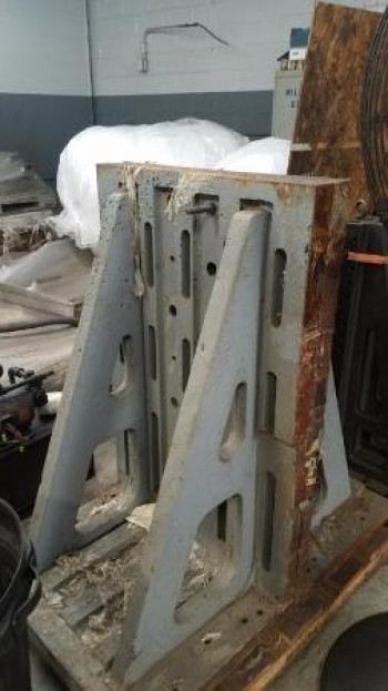 Large Pair of Angle Plates 30\