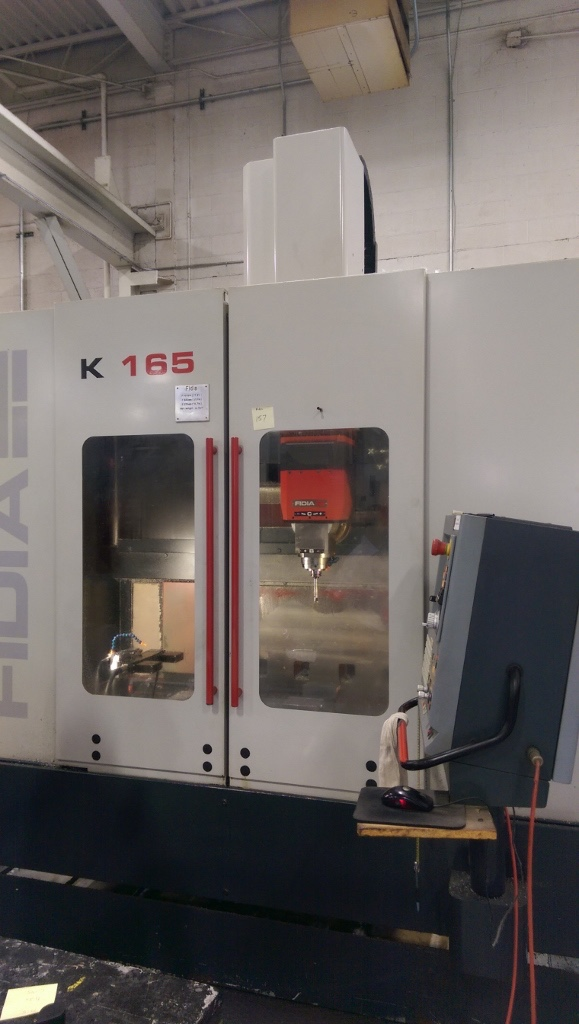 Concord Machine Tools  for event Surplus assets to the ongoing operation of multiple manufacturing facilities