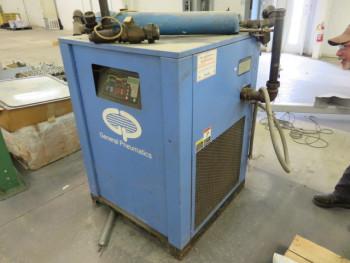 GENERAL PNEUMATICS REFRIGERATED AIR DRYER 500 CFM