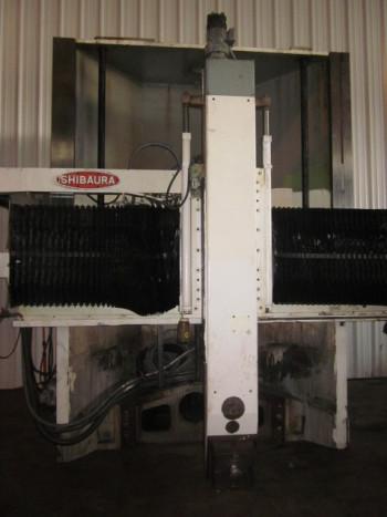 Toshiba Shibaura CNC Vertical Turret Lathe